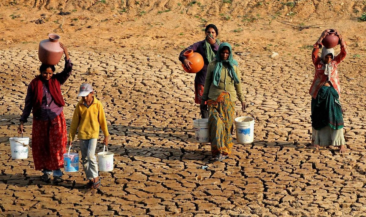 गुजरात में पानी की भयंकर किल्लत, समझिए क्यों आई ये आफत?