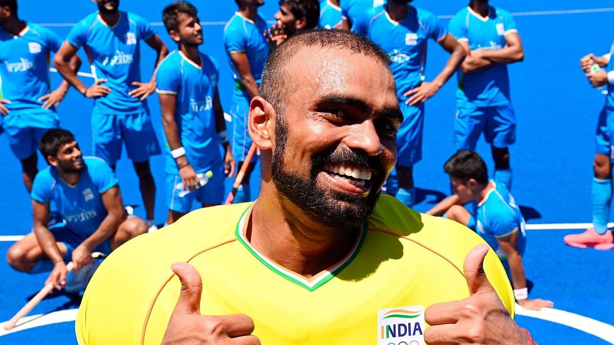"<div class=""paragraphs""><p><strong>टीम इंडिया के गोल कीपर&nbsp;श्रीजेश </strong></p></div>"