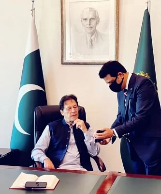 इमरान खान को पाकिस्तान के लोगों ने नहीं चुना, वो एक कठपुतली हैं: तालिबान