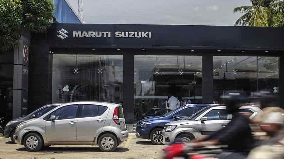 """<div class=""""paragraphs""""><p>मारुति सुजुकी 1.81 लाख कारों को वापस बुलाएगी</p></div>"""