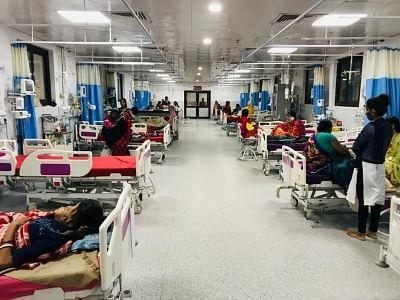 बिहार: कोरोना के बाद वायरल बुखार का बच्चों पर असर, सरकार की चिंता बढ़ी