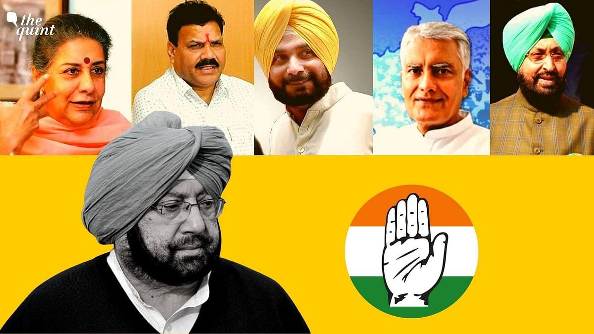 "<div class=""paragraphs""><p>Captain Amarinder Singh ने पंजाब के CM पद से इस्तीफा  दिया</p></div>"