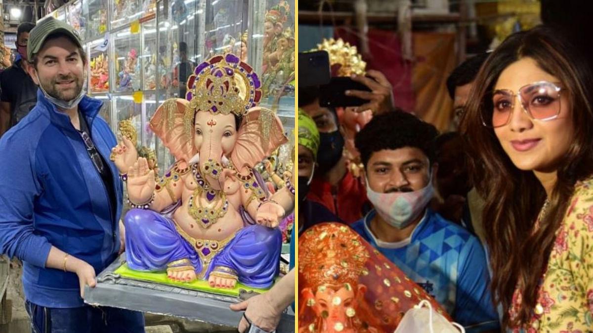 Ganesh Chaturthi: बप्पा को घर लाईं शिल्पा शेट्टी, सलमान खान ने लॉन्च किया गाना