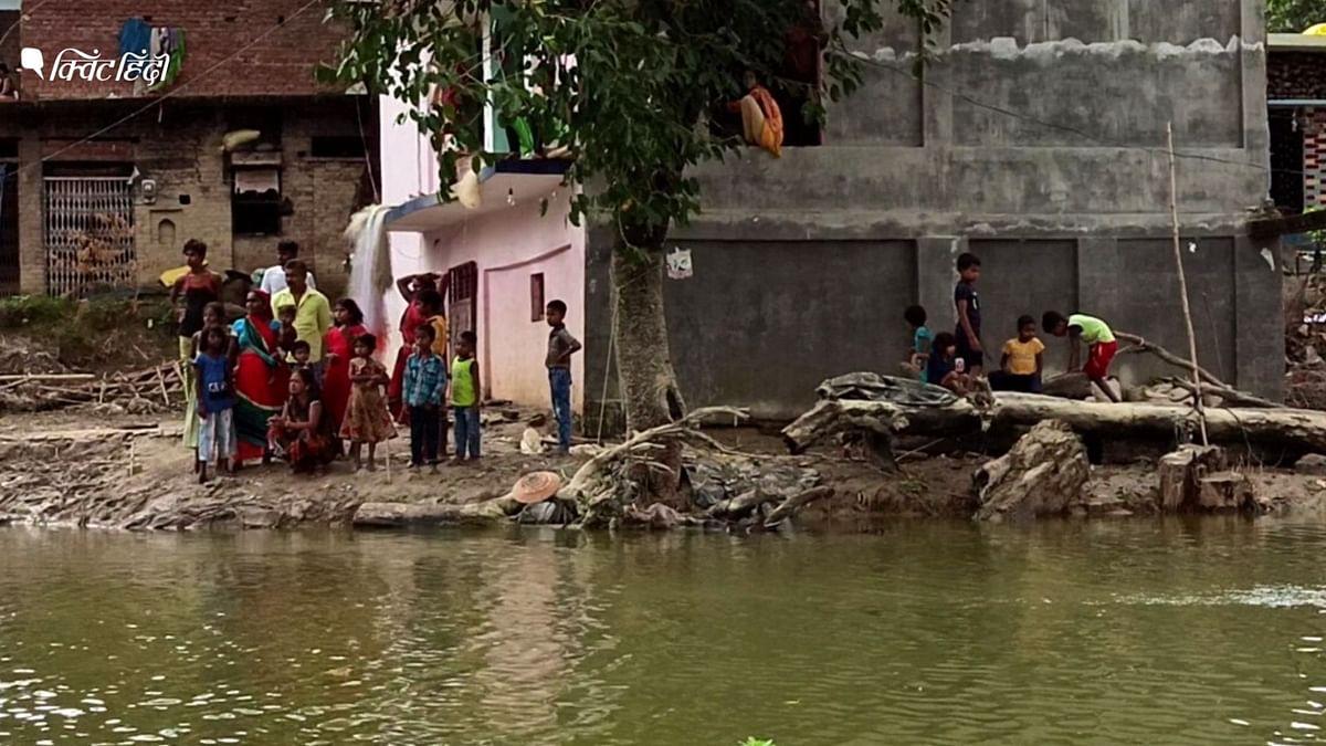 """<div class=""""paragraphs""""><p> योगी सरकार से क्या है बाढ़ पीड़ितों की मांग?</p></div>"""