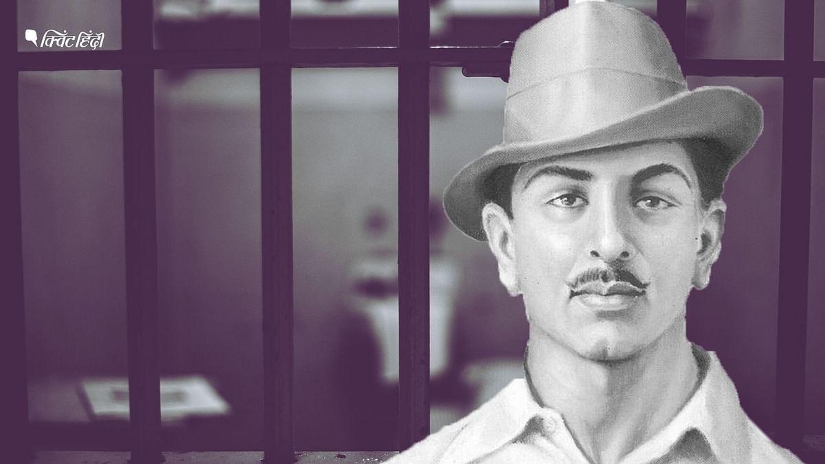 """<div class=""""paragraphs""""><p>भगत सिंह की 114 वीं जयंती पर भारत के लिए उनके विचार पर एक नजर</p></div>"""