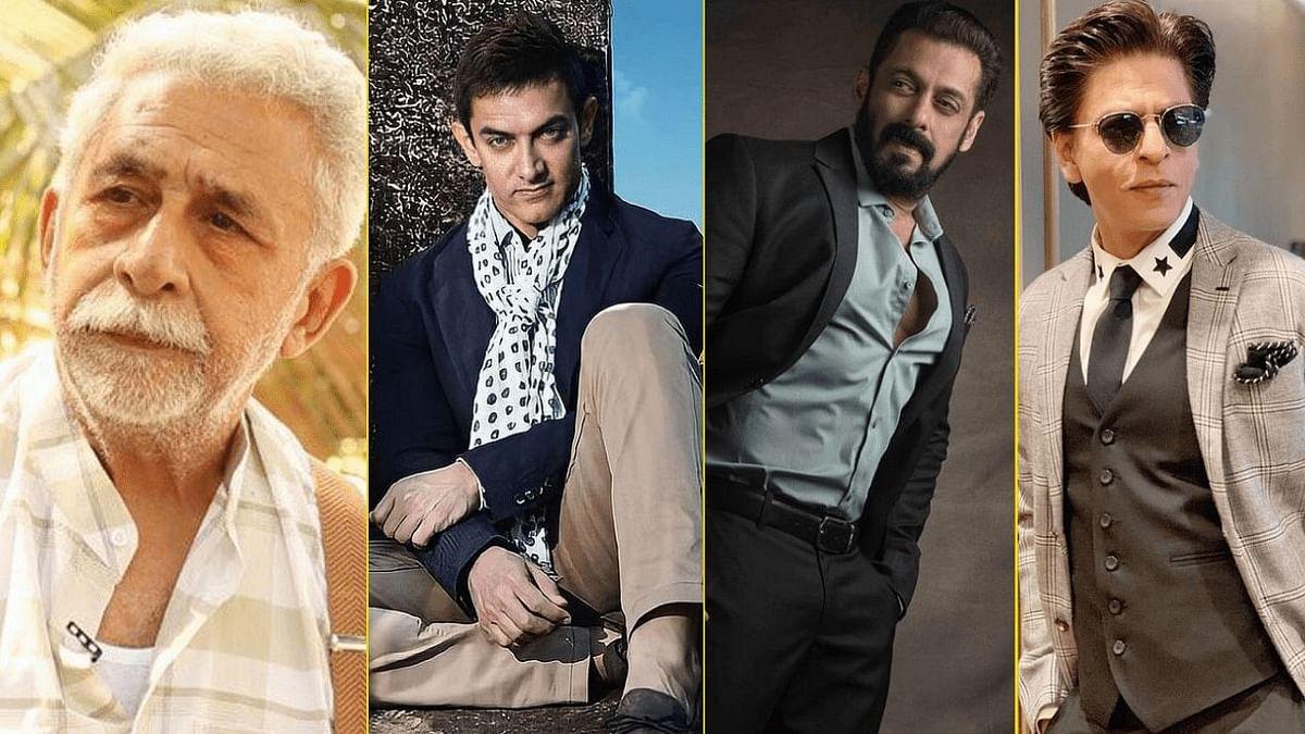 शाहरुख, सलमान और आमिर की चुप्पी पर नसीरुद्दीन शाह- 'उनके पास खोने को बहुत कुछ'