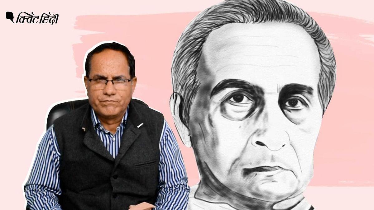 """<div class=""""paragraphs""""><p>हिंदी के प्रसिद्ध लेखक और व्यंग्यकार हरिशंकर परसाई की कहानी 'मुंडन'</p></div>"""