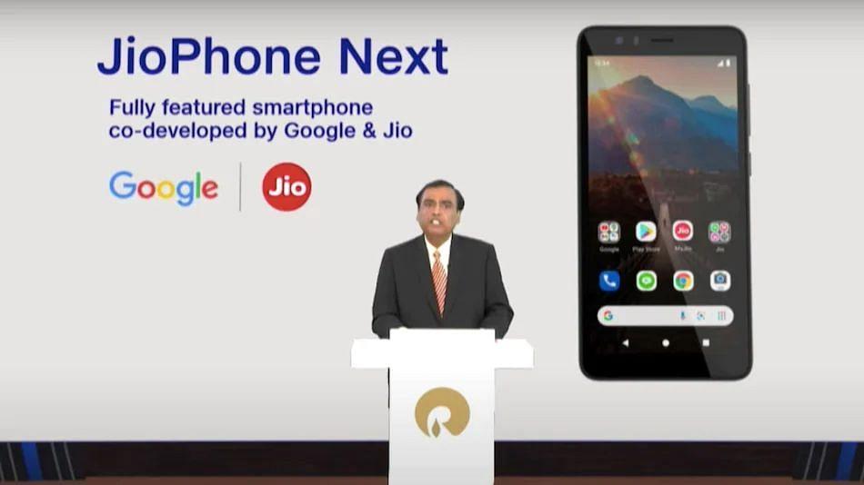 "<div class=""paragraphs""><p>सेमीकंडक्टर चिप की वैश्विक कमी से JioPhone Next का लॉन्च टला</p></div>"