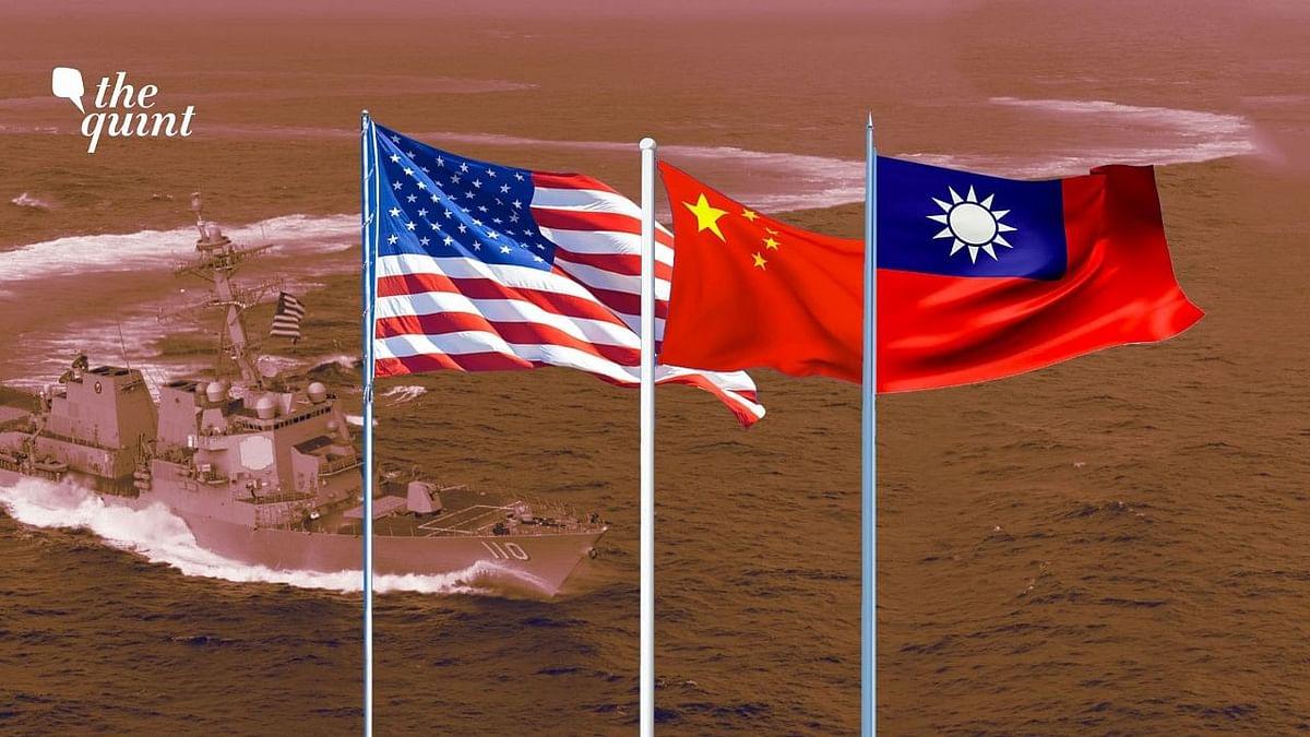 चीन-ताइवान के बीच तनाव: इतिहास, अमेरिका की भूमिका, जंग की कितनी आशंका?