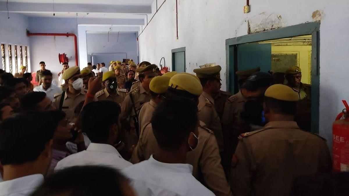 उत्तर प्रदेश: शाहजहांपुर में कोर्ट परिसर में वकील की गोली मारकर हत्या