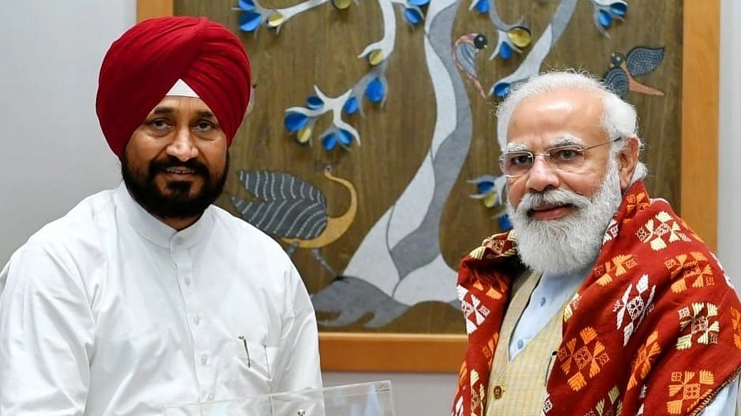 पंजाब के CM चन्नी की PM मोदी से मुलाकात, कृषि कानूनों को वापस लेने समेत 3 मांगें