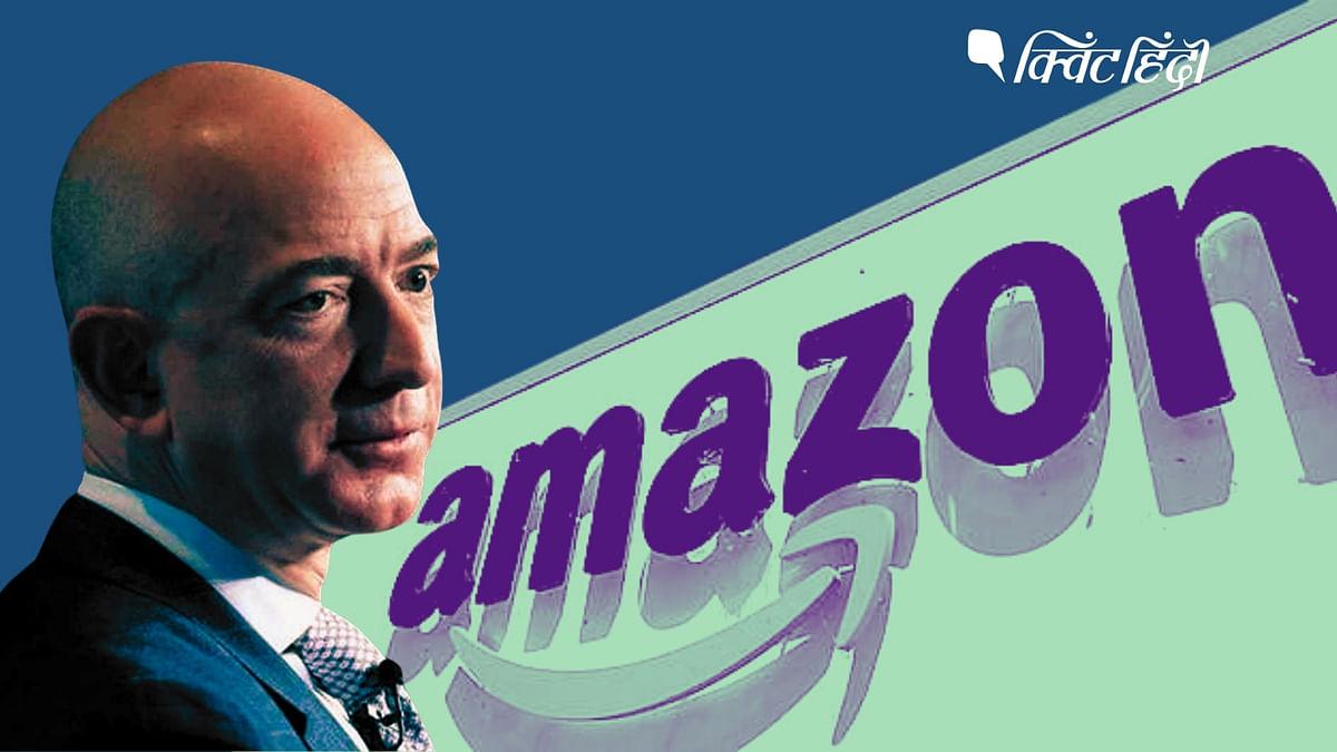 """<div class=""""paragraphs""""><p>फिर विवादों में है जेफ बेजोस की कंपनी Amazon</p></div>"""