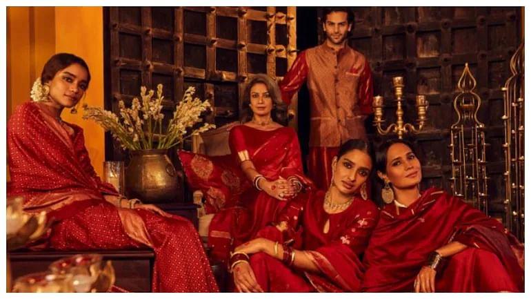 "<div class=""paragraphs""><p>फैब इंडिया के विज्ञापन पर विवाद</p></div>"