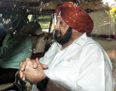 कैप्टन अमरिंदर सिंह का हमला- झूठ बोल रहे कांग्रेस नेता, पार्टी में दशहत का माहौल