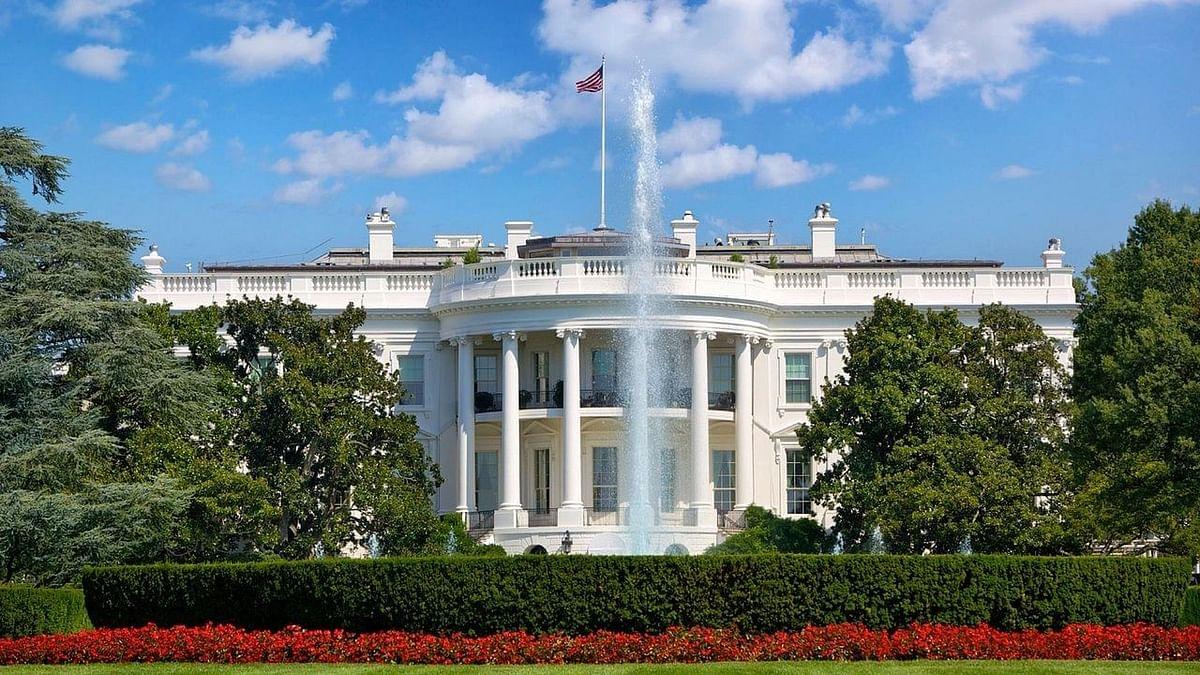"""<div class=""""paragraphs""""><p>व्हाइट हाउस</p></div>"""