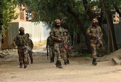 जम्मू-कश्मीरः मुठभेड़ में मारा गया जैश-ए-मोहम्मद का टॉप कमांडर