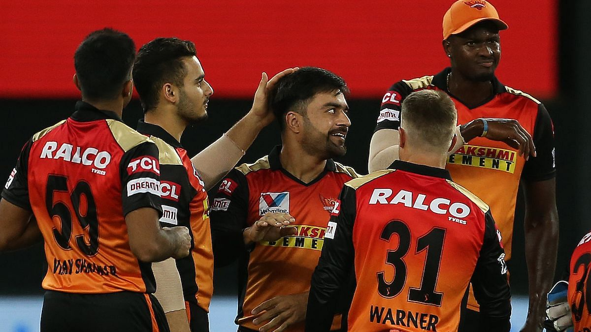 SRH Vs DC: हैदराबाद के बड़े स्कोर के सामने दिल्ली पस्त, करारी हार, IPL 2020  SRH Vs DC Hyderabad big Score of 219 runs beat Delhi Capitals by 88 runs  Match report