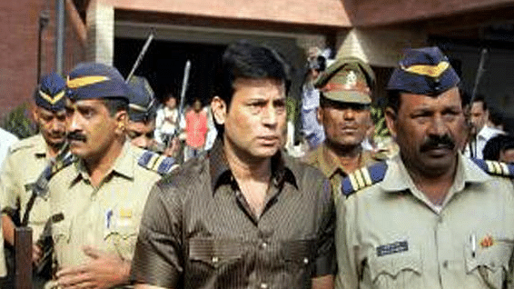 A TADA Court today sentenced underworld don Abu Salem to a life in prison.