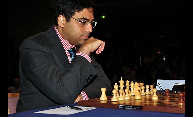 Indian chess ace Vishwanathan Anand. (Photo: Reuters)