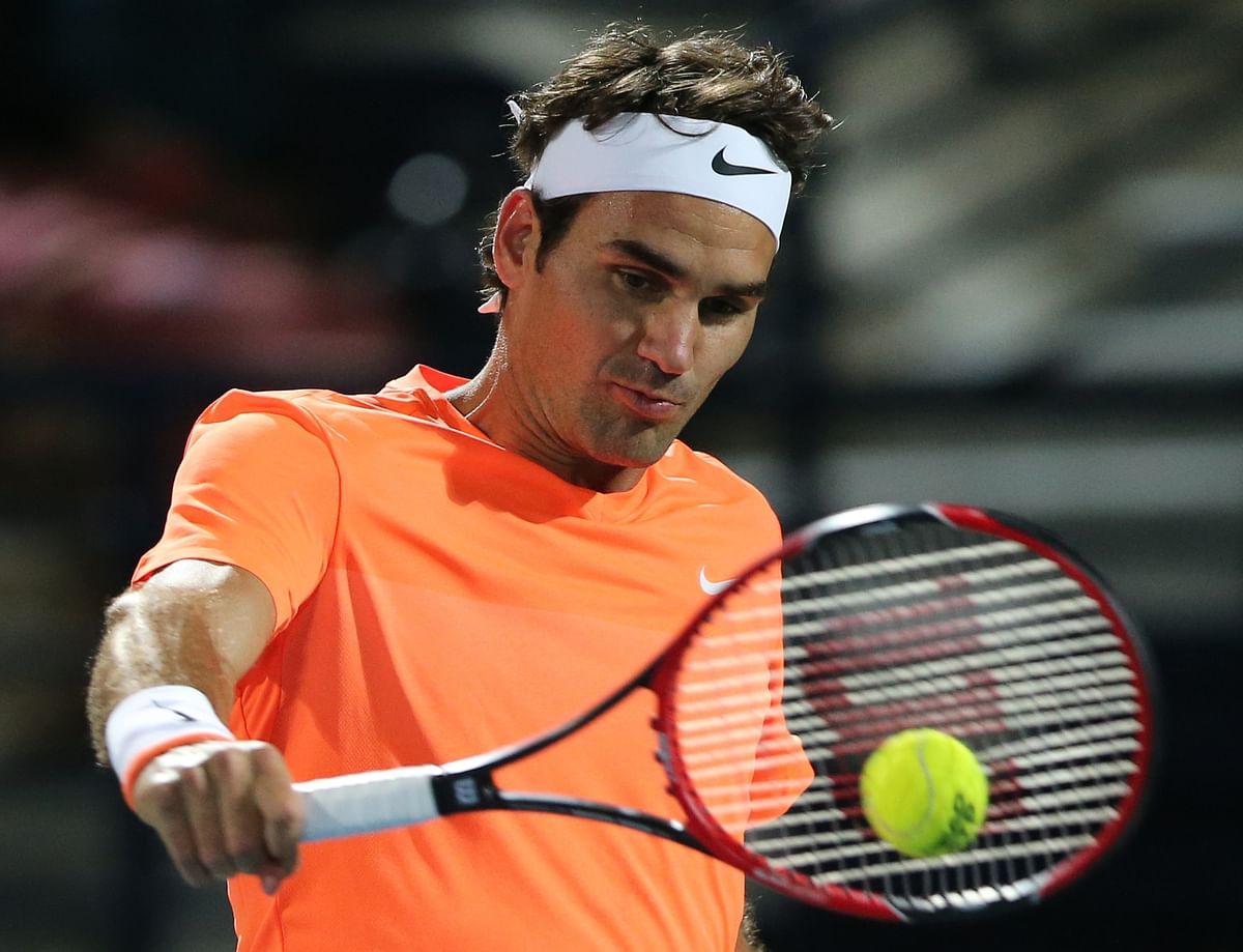 Willis faces Federer on Wednesday. (Photo: AP)