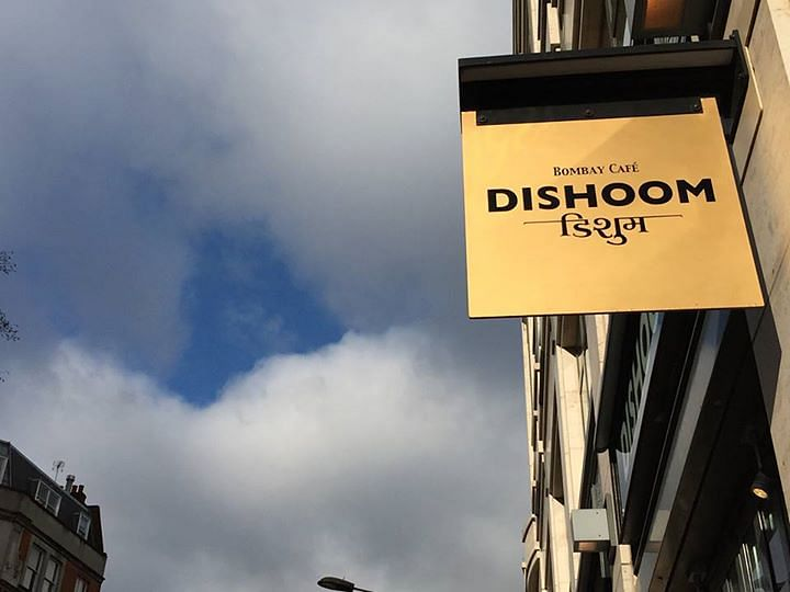 Indian Resto in London 'Dishooms' Michelin Chefs