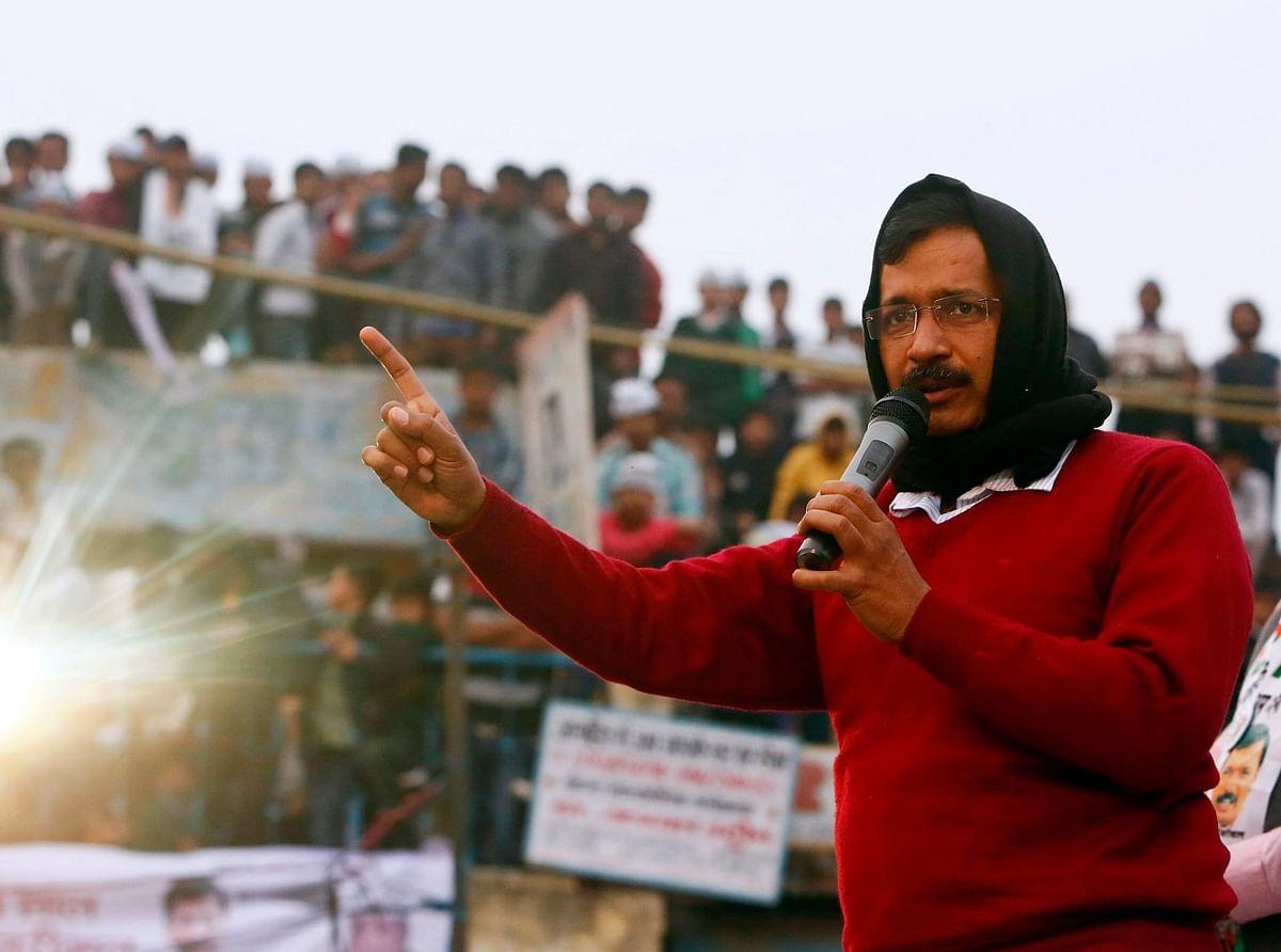Delhi Chief Minister Arvind Kejriwal. (Photo: PTI)