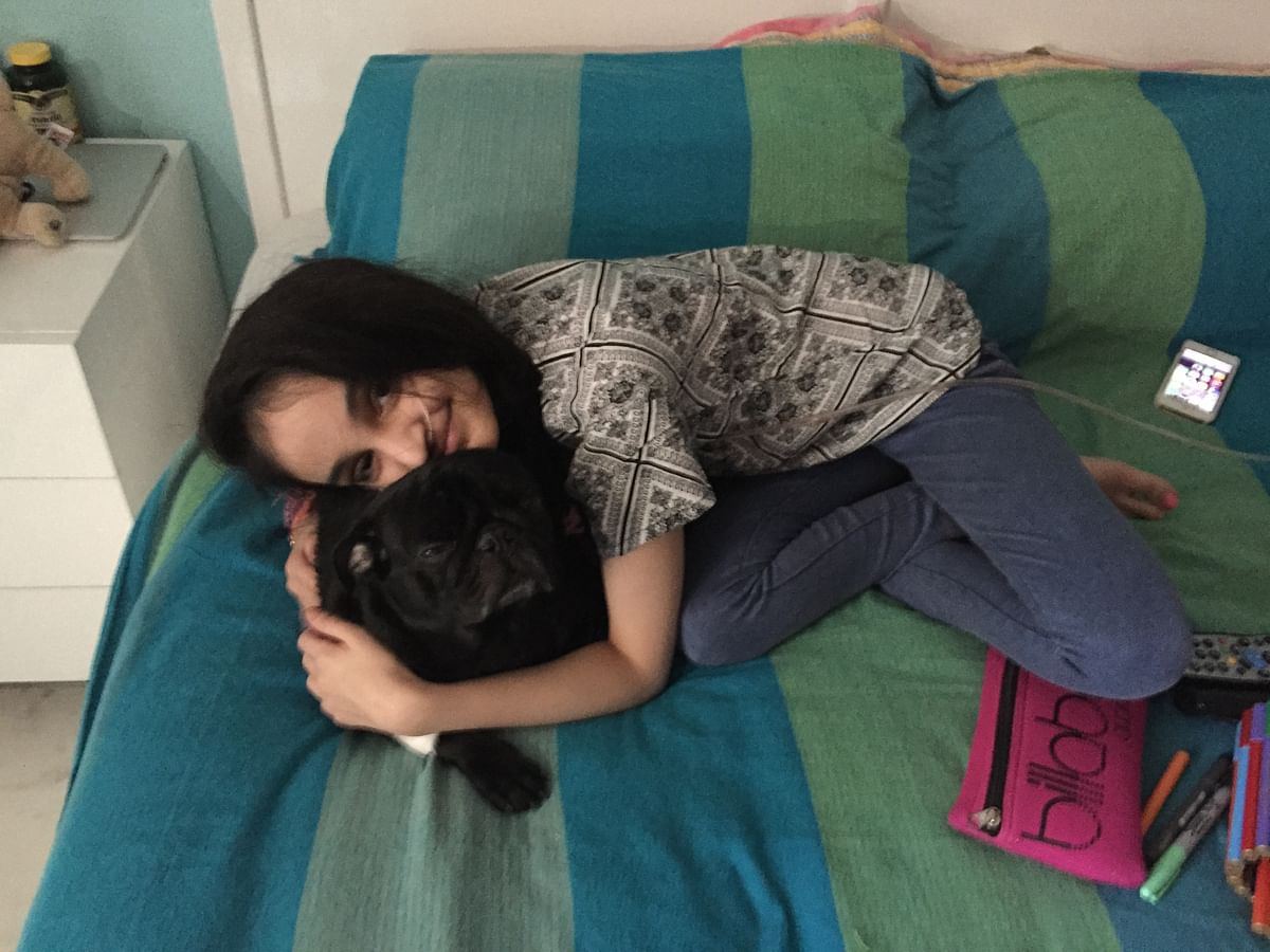 The More She Sufferedthe More Determined She Became:Aditi on Her Daughter's Last Work