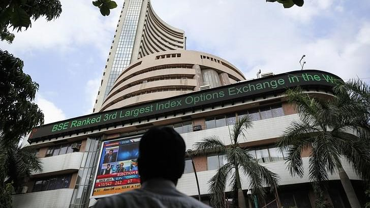 BSE Reacts to Urijit Patel Appointment, Tumbles Almost 100 Points
