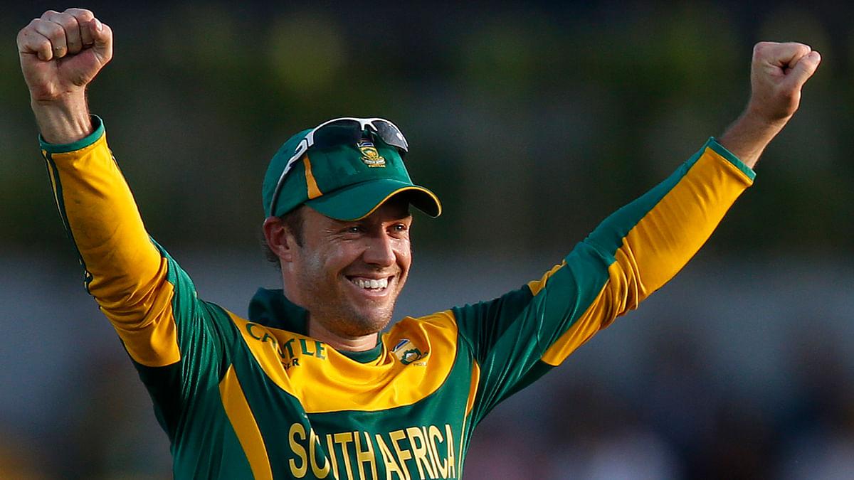 File photo of AB de Villiers
