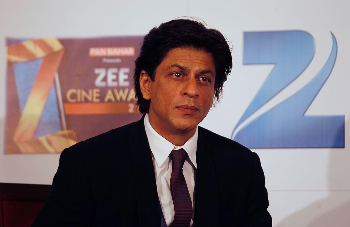 Shah Rukh Khan is a workaholic. (Photo: Reuters)