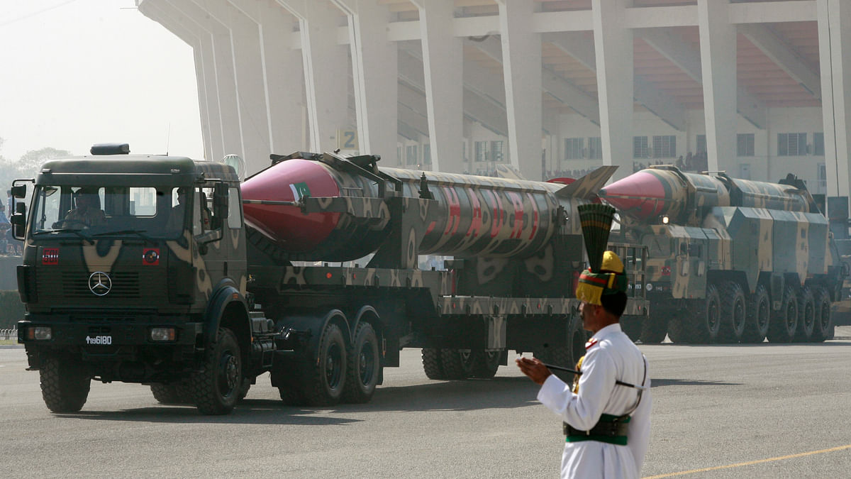 We Can Nuke Delhi in 5 Minutes: Father of Pak's Nuclear Programme