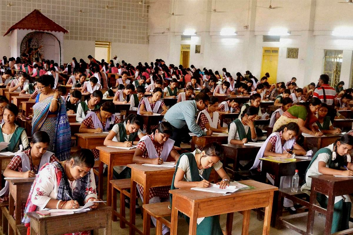 Students appearing for exams. Image used for representation. (Photo: PTI)