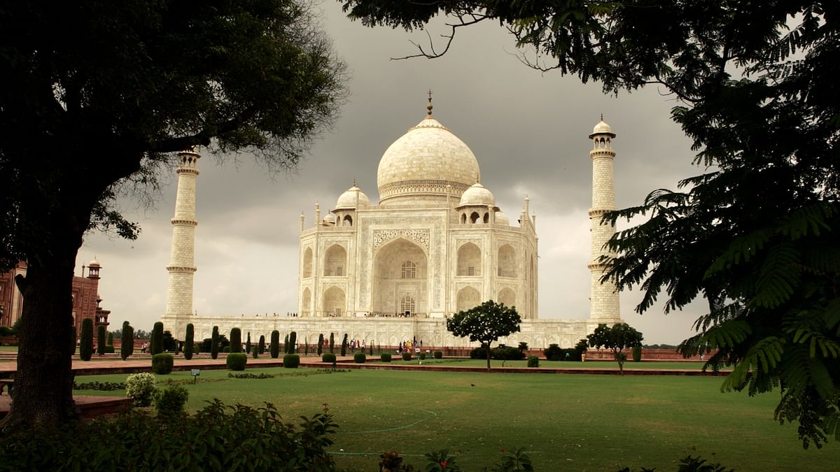 The Taj Mahal is a World Heritage site.