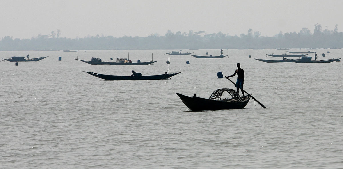 Rising Sea Levels Cause Migration in Sunderbans