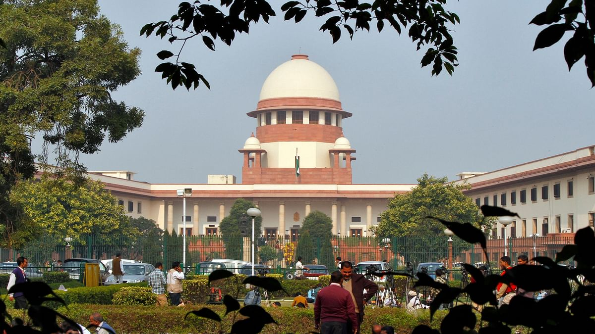 The Supreme Court of India. (Photo: Reuters)