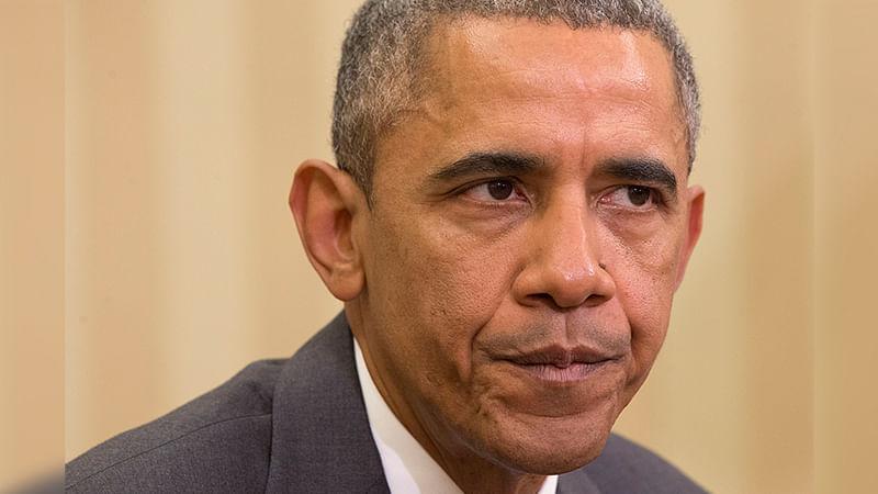 US President Obama. (Photo: AP)