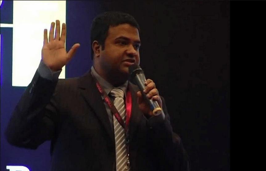 Arun Pudur (Courtesy: Youtube.com)