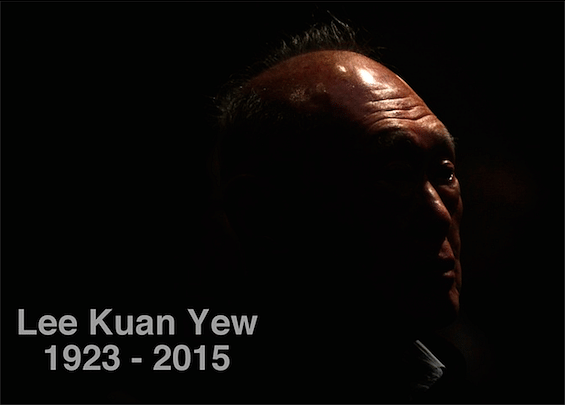 Remembering  Lee Kuan Yew and What He Had to Say About India