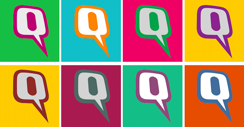 Qurious About the Q Logo?