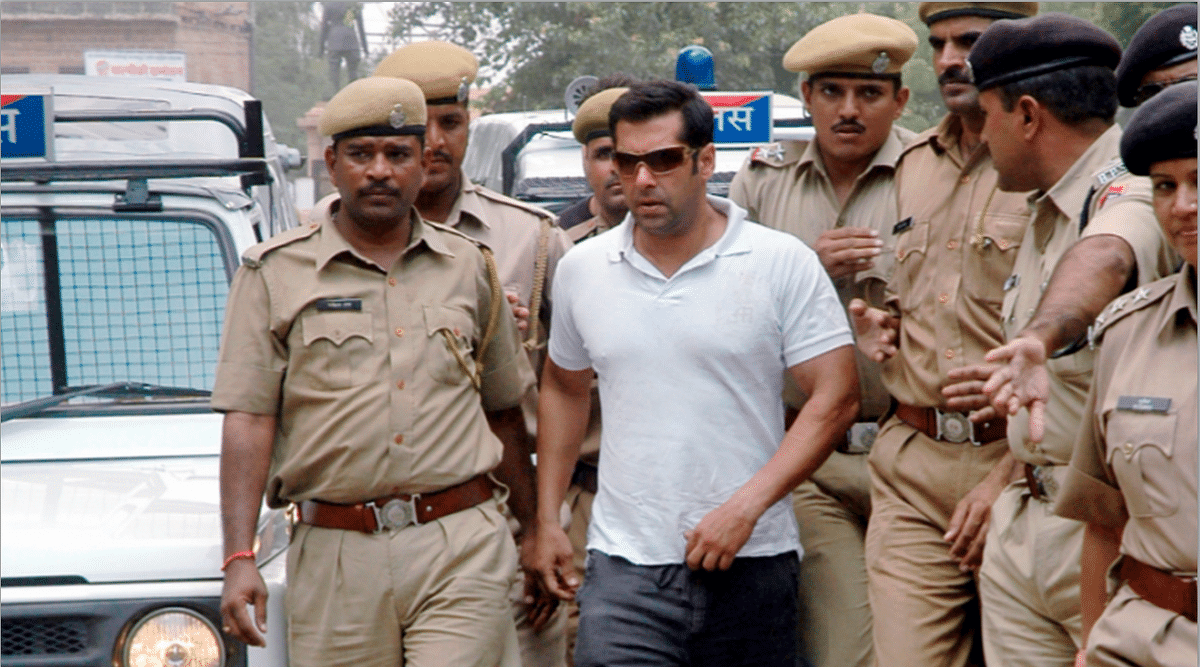 Salman Khan was acquitted by the Rajasthan High Court in the two Chinkara poaching cases. (Photo: Reuters)