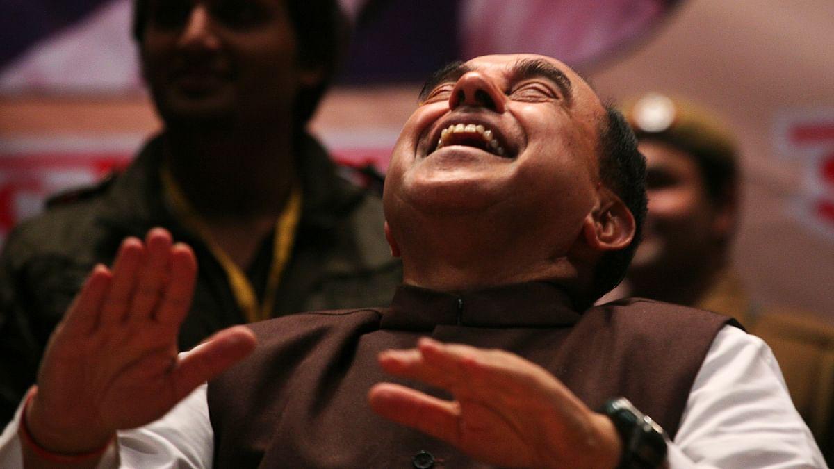 Subrmaninan Swamy (Photo: Reuters)