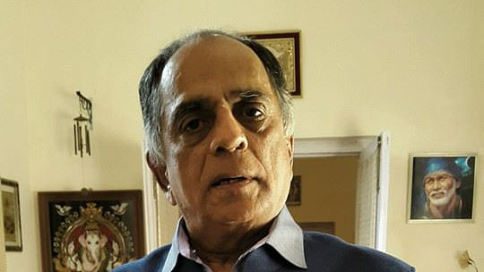 CBFC chief Pahlaj Nihalani takes a stand against criticism from Bollywood as well as his own organisation (Photo: Facebook/ Pahlaj Nihalani)