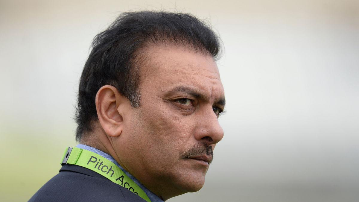 Ravi Shastri, Director, Indian Cricket Team. (Photo: Reuters)