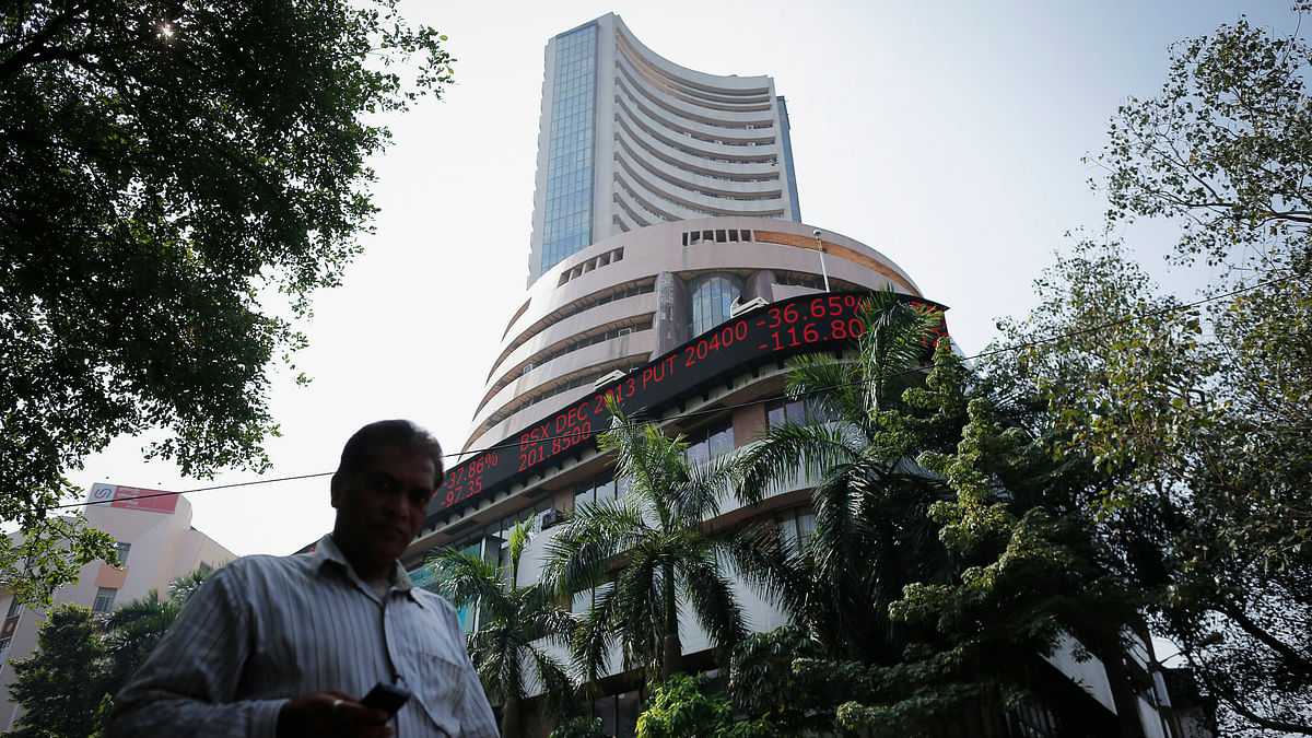 After 1,000 Point Crash and Recovery, Sensex Closes at  36,841