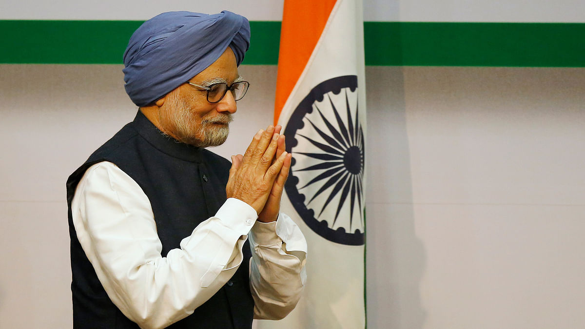 Former Prime Minister Manmohan Singh. (Photo: Reuters)
