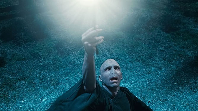 """Lord Voldemort: his evil knows no limits. (Photo Courtesy: <a href=""""https://www.facebook.com/harrypottermovie"""">Facebook/Harry Potter</a>)"""
