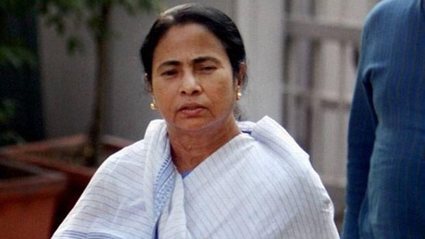 File photo of Mamta Banerjee.