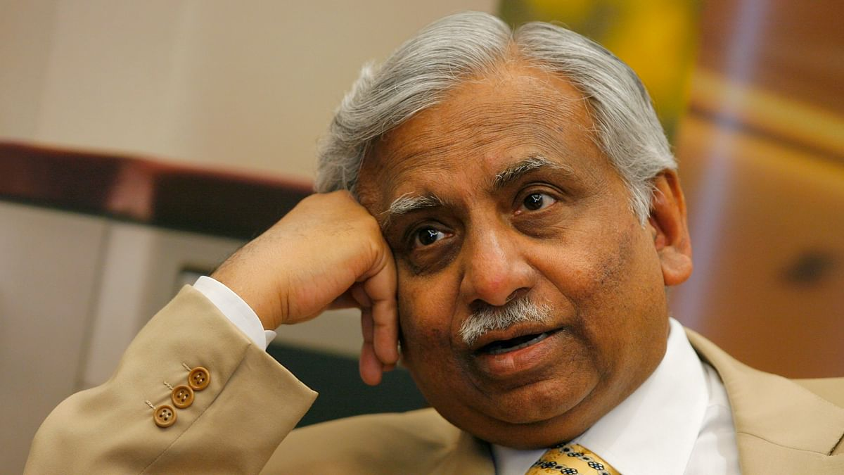 Jet Airways Founder Naresh Goyal Withdraws Plea to Travel Abroad