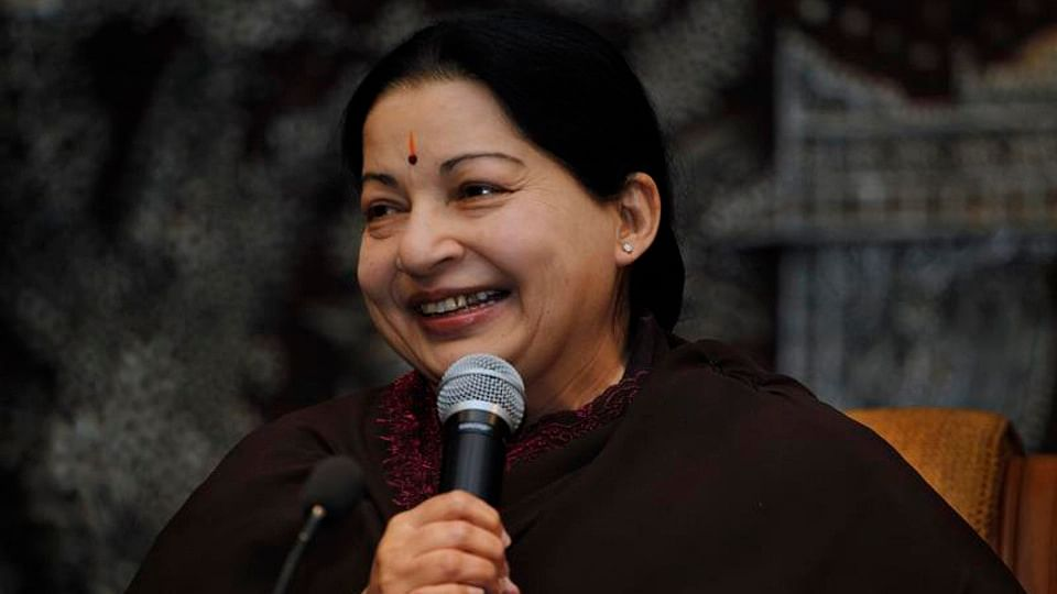 File photo of Tamil Nadu Chief Minister Jayalalithaa. (Photo Courtesy: Wikimedia Commons)