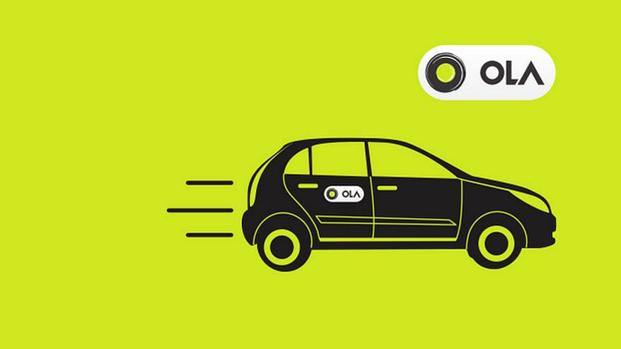Publicity image. (Courtesy: @OlaCabs/Twitter)